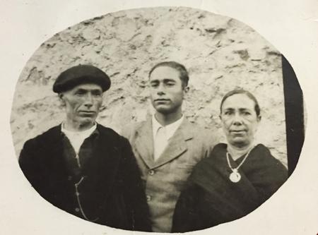 Familia Hernández - Empresa familiar - Abuelos