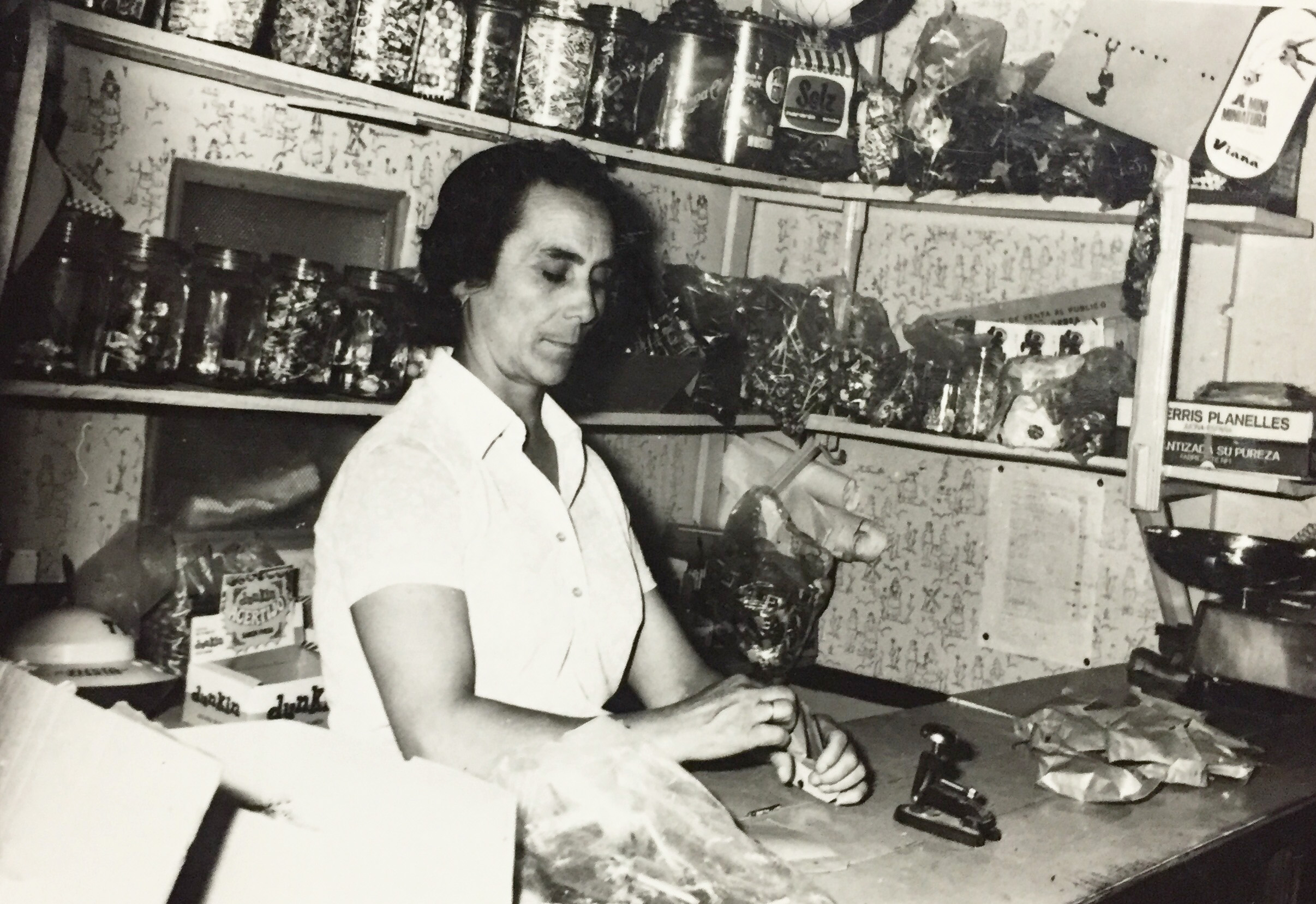 Lucia Almendras Hernandez